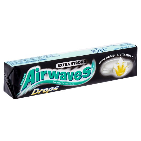 Coop Online - AIRWAVES DROPS EXTRA STRONG 33.5G