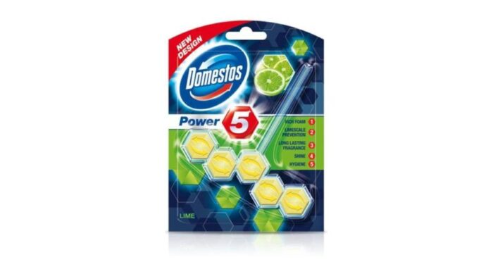 Coop Online - DOMESTOS POWER5 WC-RÚD LIME 55G