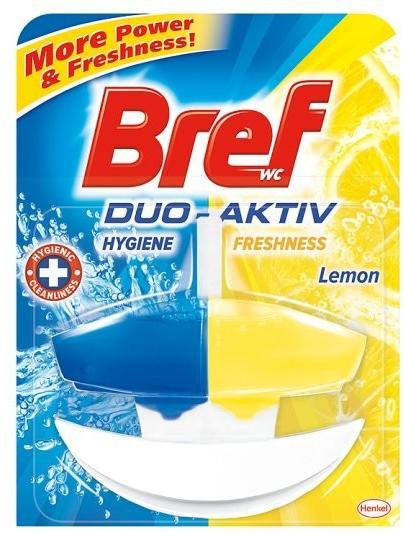 Coop Online - BREF WC FR.GÉL DUO AKTÍV LEMON 50ML