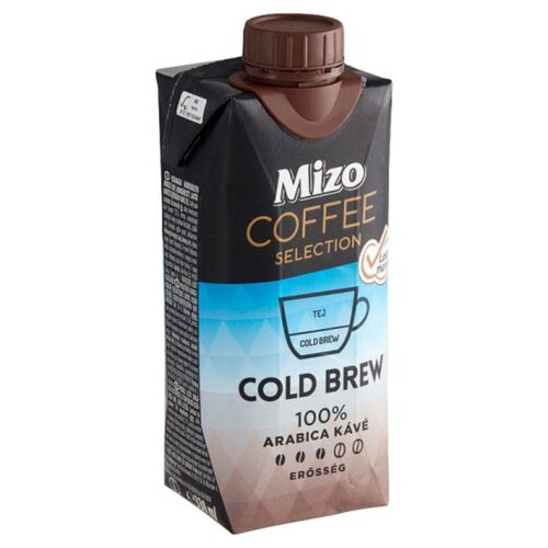 Coop Online - Mizo Coffee Selection Cold Brew UHT Lactose-Free Low-Fat Coffee Milk Drink 330 ml