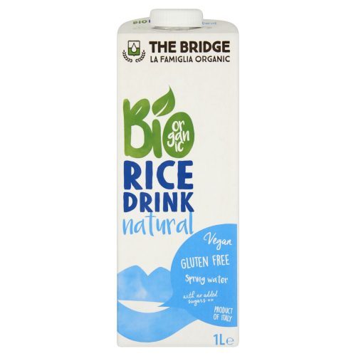 Coop Online - The Bridge Bio Rizsital (gluténmentes) 1L