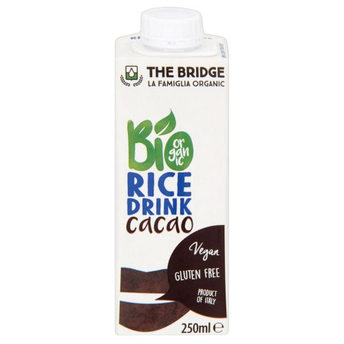 Coop Online - The Bridge Bio Kakaós rizsital (gluténmentes) 250ml